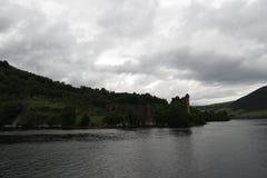 Urquhart Castle, Scotland Royalty Free Stock Photography