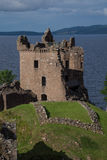 Urquhart Castle, Scotland Stock Image