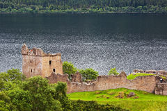 Urquhart Castle Scotland Royalty Free Stock Image
