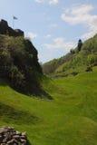 urquhart moat Стоковая Фотография