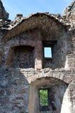 Urquhart Schloss Stockfoto