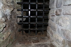 Urquhart-Schloss auf Loch Ness Lizenzfreie Stockbilder