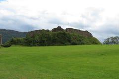 Urquhart-Schloss, Schottland Stockfotografie
