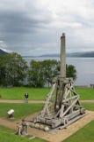 Urquhartkasteel, Schotland Stock Fotografie