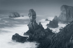 The Urros, Liencres Stock Images