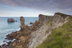 The Urros, Liencres, Cantabria Stock Photography