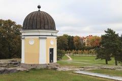 Ursa观测所,赫尔辛基,芬兰 免版税库存照片