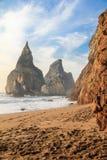 Ursa strand royaltyfri foto