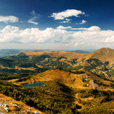 Ursculovacko See, Bjelasica-Berge, Montenegro Lizenzfreies Stockfoto