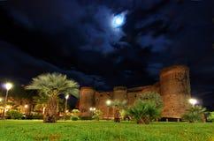 Ursino Castle in Catania, Sicily Stock Photo