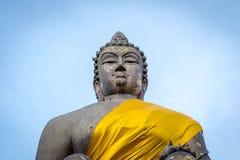 Ursnygg Buddha Arkivbild