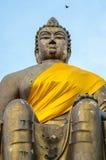 Ursnygg Buddha Royaltyfri Bild
