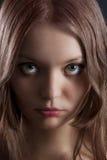 Ursnygg modell Royaltyfria Bilder