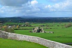Ursnygg sikt av den Hore abbotskloster Royaltyfri Fotografi