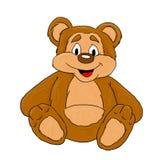 Urso ilustração stock