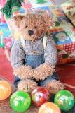 Urso bonito da peluche Fotos de Stock
