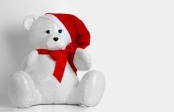 Urso bonito do brinquedo foto de stock