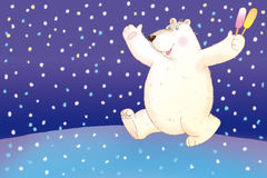 Urso boreal Foto de Stock