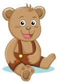Urso Charming ilustração do vetor