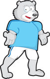 Urso cinzento Foto de Stock