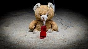 Urso da Buda Fotografia de Stock Royalty Free