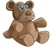 Urso da peluche Fotografia de Stock Royalty Free