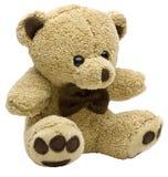 Urso da peluche de Brown Fotografia de Stock