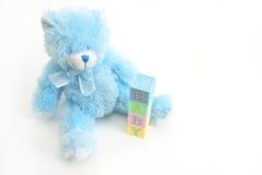 Urso da peluche dos bebês Fotografia de Stock Royalty Free
