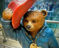 Urso de Paddington Fotos de Stock