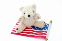 Urso de peluche americano Imagem de Stock