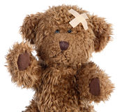 Urso de peluche de Brown fotos de stock
