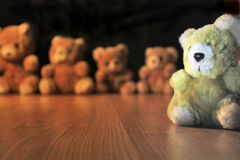 Urso de peluche especial Fotos de Stock