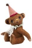Urso de peluche feito a mão Fotografia de Stock