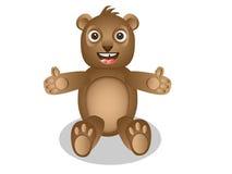 Urso do bebê Imagens de Stock