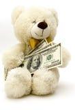 Urso do brinquedo Imagens de Stock