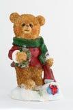 Urso do feriado Imagem de Stock Royalty Free