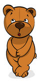 Urso do luxuoso Foto de Stock Royalty Free