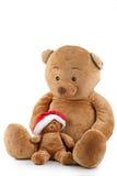 Urso do Natal imagens de stock royalty free
