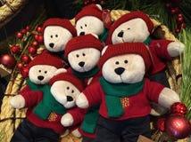 Urso do Natal Foto de Stock