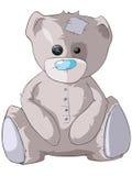 Urso do personagem de banda desenhada Foto de Stock Royalty Free