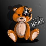 Urso do robô Foto de Stock
