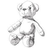 Urso encantador da peluche Imagens de Stock