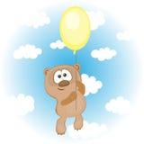 Urso engraçado Imagem de Stock