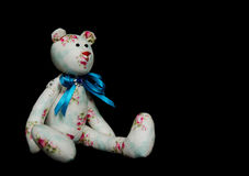 Urso feito a mão bonito Imagem de Stock