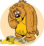 Urso frustrante Fotos de Stock