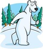 Urso polar ilustração do vetor
