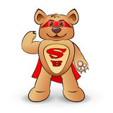 Urso super Fotos de Stock