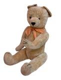 Urso velho da peluche Fotos de Stock