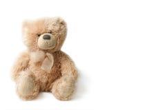 Urso velho do teddie Imagens de Stock Royalty Free