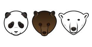 Ursos Imagens de Stock Royalty Free